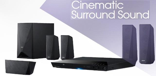 Cinematic Surround