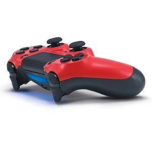 dualshock;ds4;ps4;playstation;colors;lights;multiplayer;red;videogame;controller;gifts;magma;
