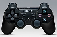 Dualshock 3 wireless controller front