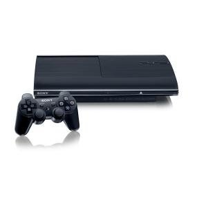Playstation 3 500GB - Superslim Console+15 Bonus Games and Extra controller