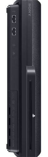 PS3 Slim- Vertically