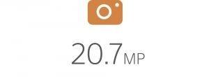 20.7 MP icon