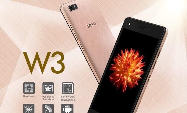 Tecno W3 on Jumia at the best price in Nigeria