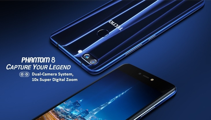 Tecno Phantom 8 in nigeria affordable