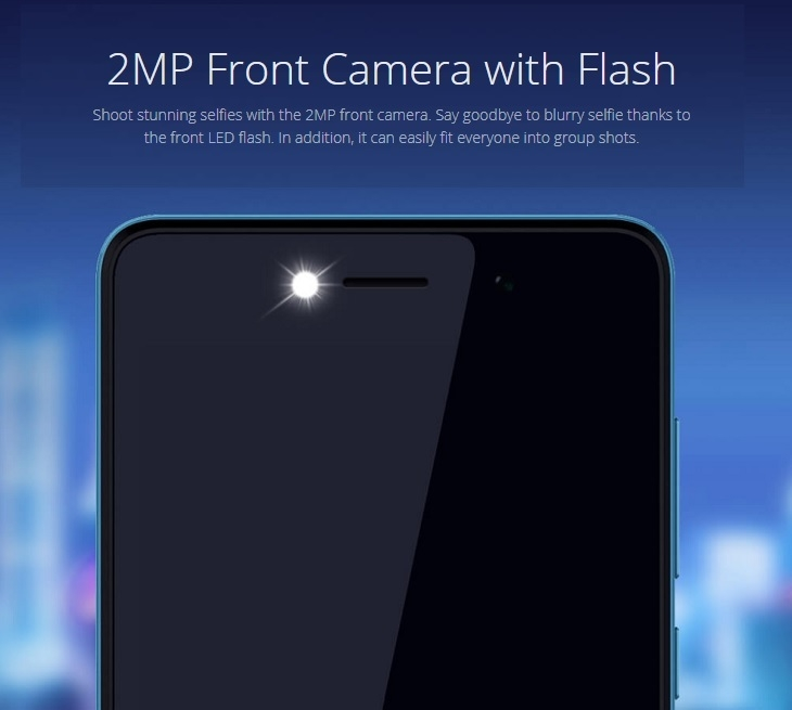 2MP Camera android smartphone