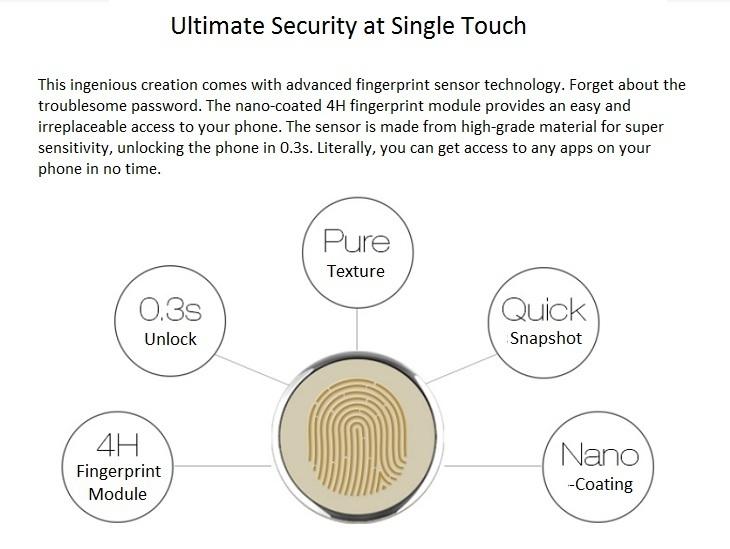 tecno w5 4h fingerprint