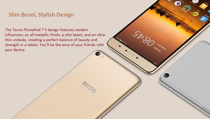 Tecno PhonePad 7 E online in Nigeria