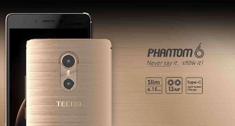Tecno Phantom 6 best price in Nigeria