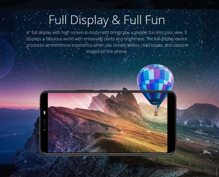 6 inch display on Jumia Nigeria best price