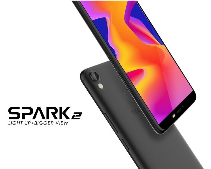 Tecno Spark 2 on Jumia best price Nigeria