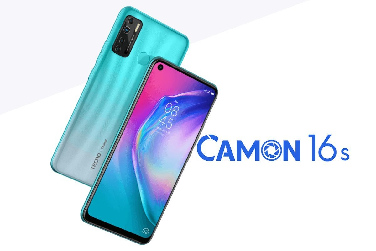 Tecno Camon 16s and 16 Pro now official
