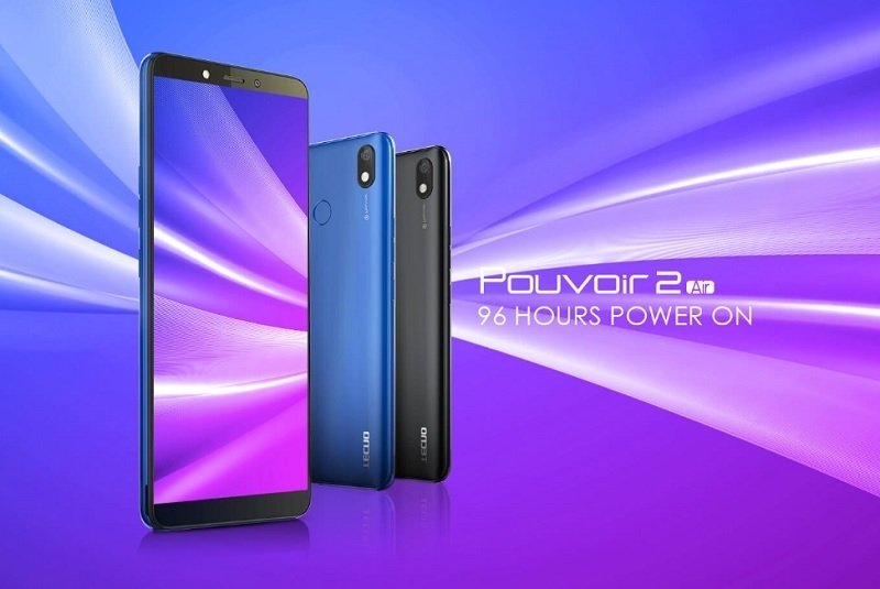 Tecno Pouvoir 2 Air affordable android