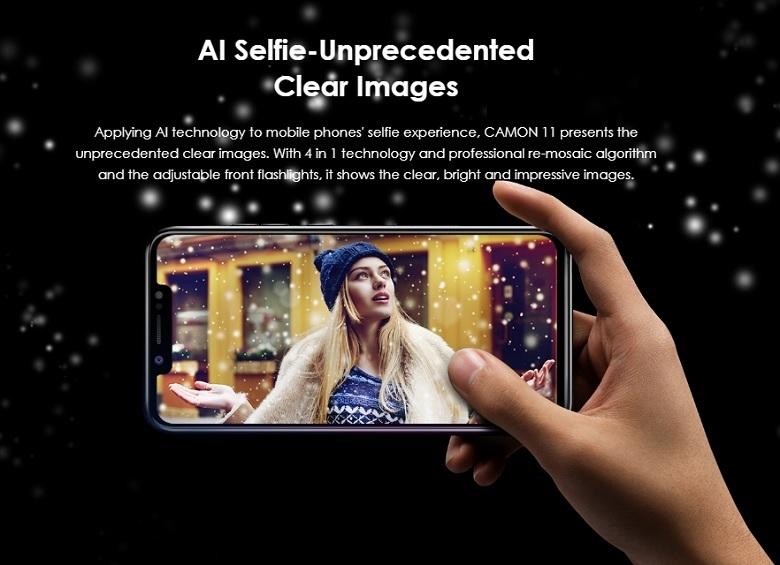 cheap AI technology SMartphone on jumia