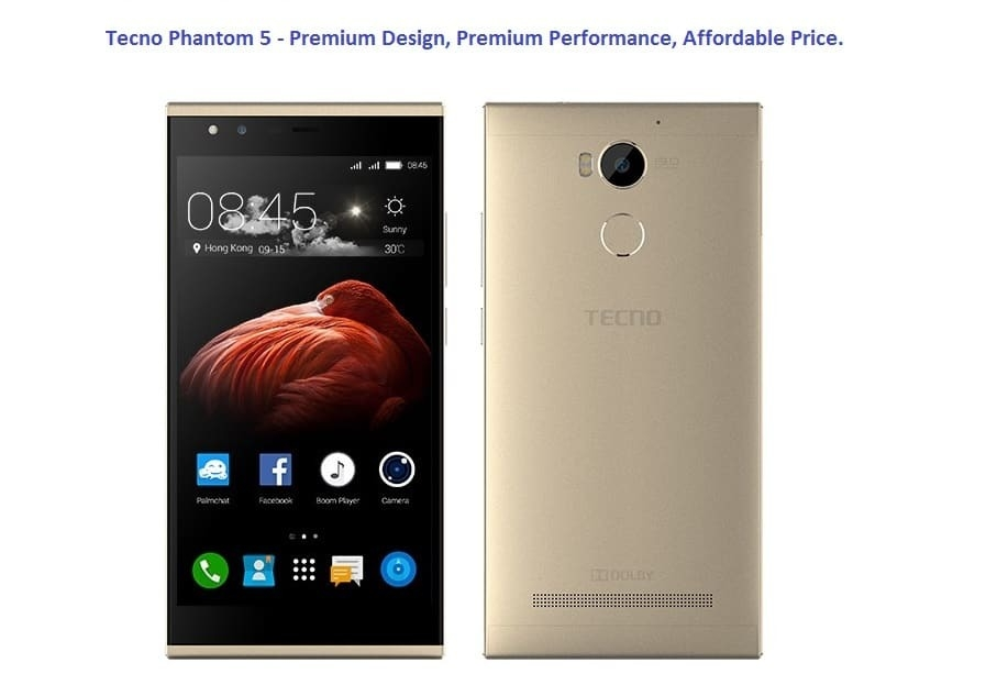 Tecno Phantom 5 on Jumia at the best price in Nigeria