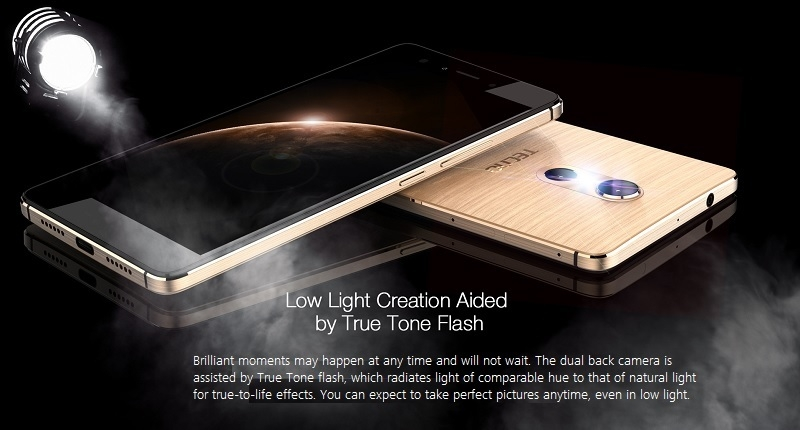 Tecno Phantom 6 Android 6 online in Nigeriai