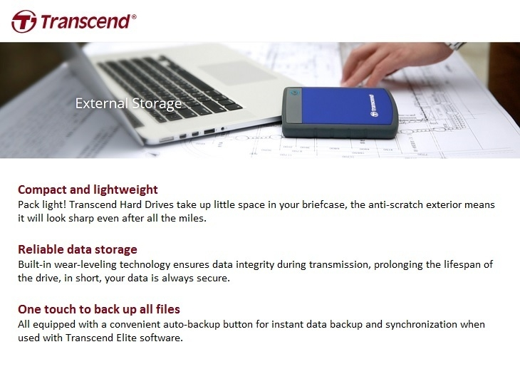 Transcend hard drives on jumia best price in Nigeria