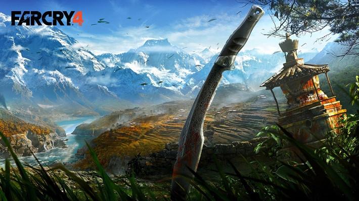 Far cry 4 online