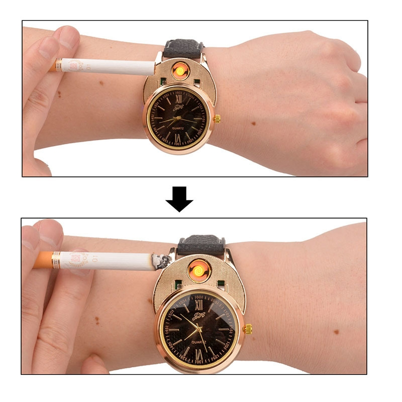 Image result for USB cigarette LIGHTER WATCH