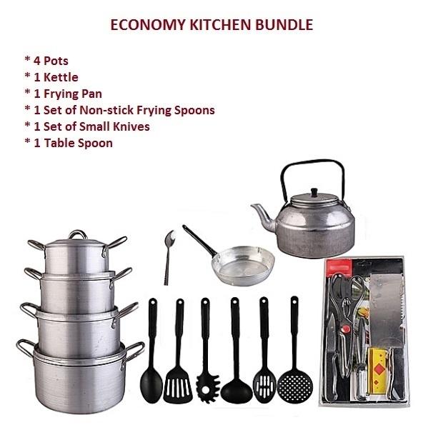 cheap economy kitchen appliance bundles