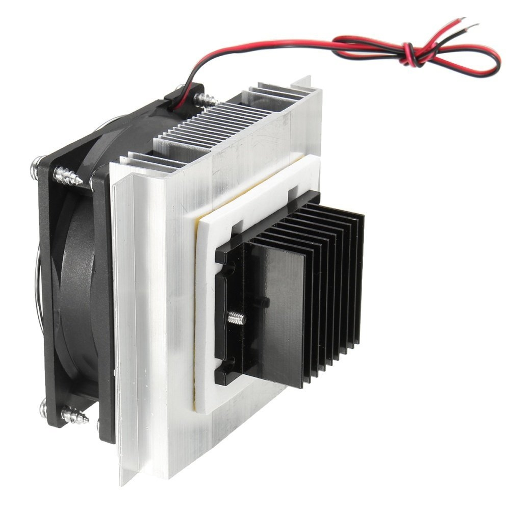 Universal DC 12V Thermoelectric Semiconductor Refrigeration Pet Air Conditioner Cooler Fan price in nigeria