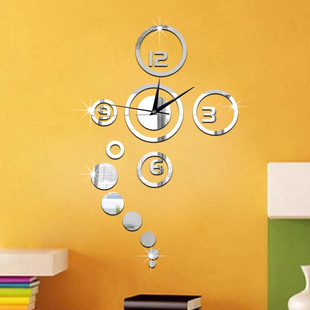 Nigeria | Buy Universal NEW 2016 Circle Quartz Clocks Watches 3D ...