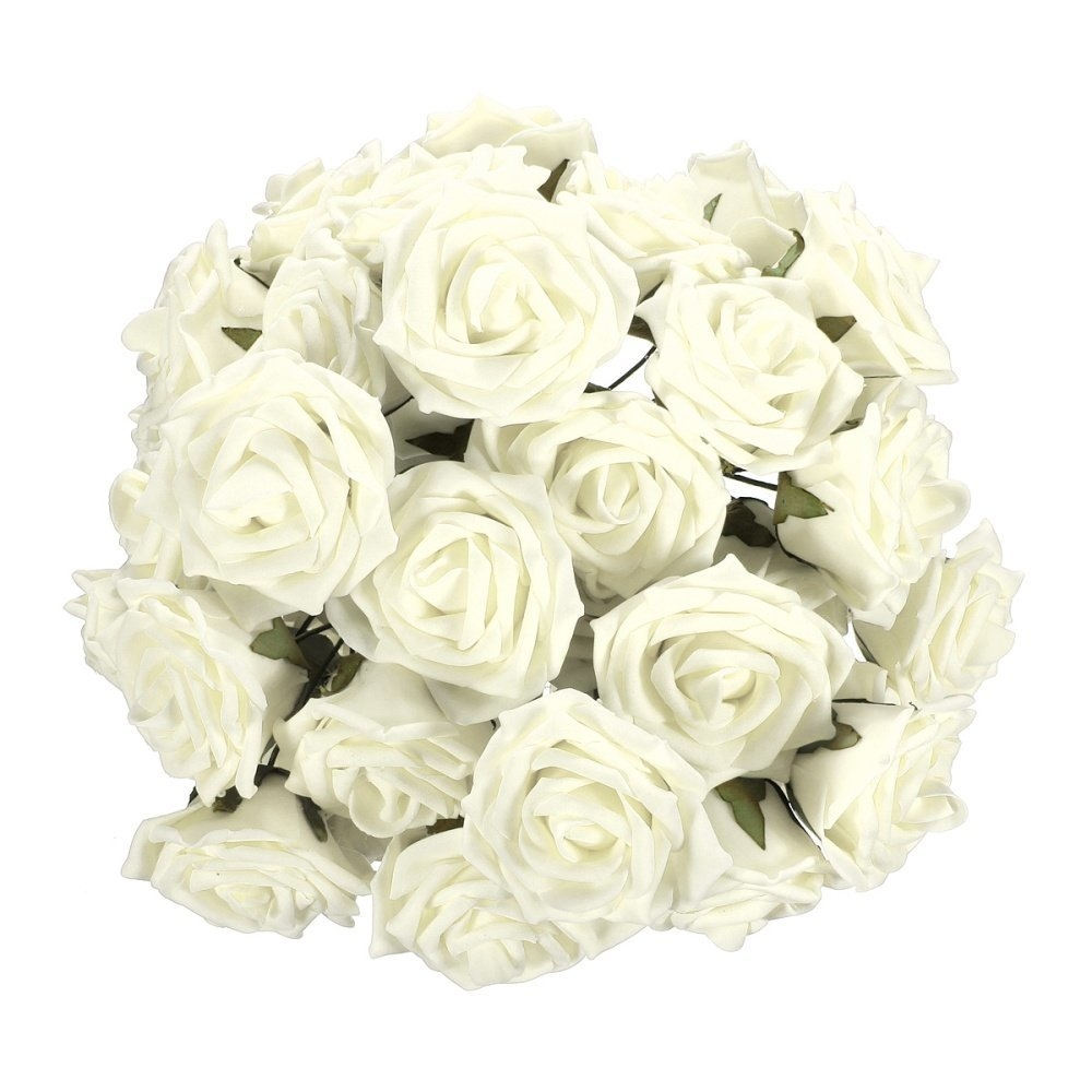 Nigeria Buy Universal 10x Artificial Flowers Foam Flowers Roses