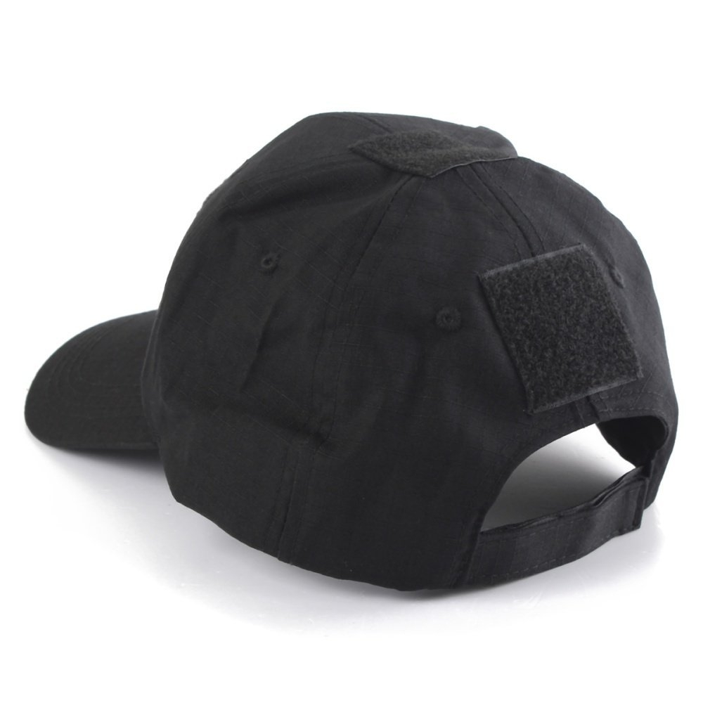 852821726fc08 Universal Tactical Operator Hat With Front Top Velcro For Flag Patch ...