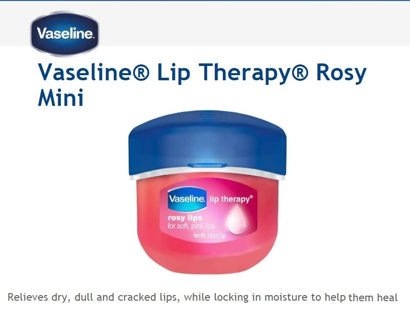 vaseline pink lip therapy in nigeria