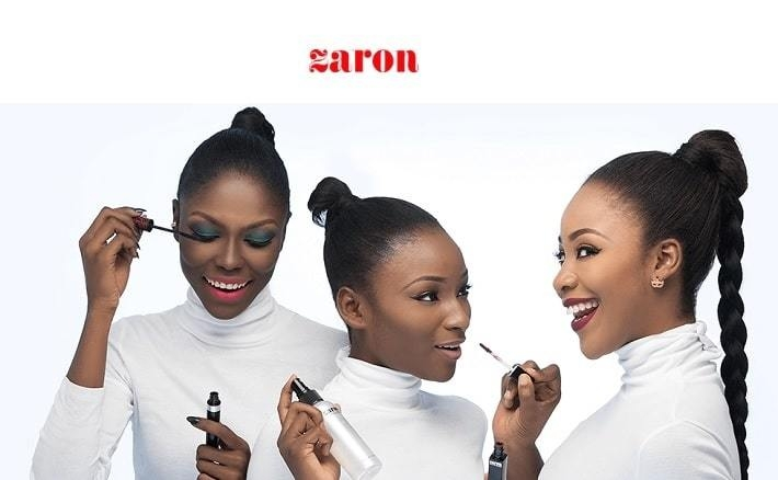 Buy Zaron Cosmetics online in Nigeria