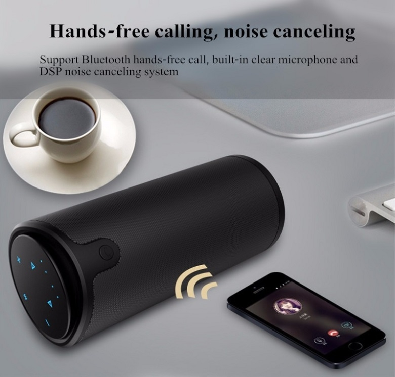 20 hours playing time cheap bluetooth speaker