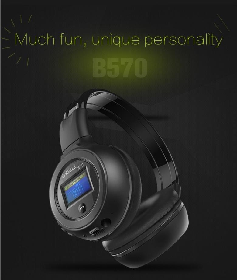 Zealot Sparkle b570 bluetooth headphones on jumia nigeria, cheap price