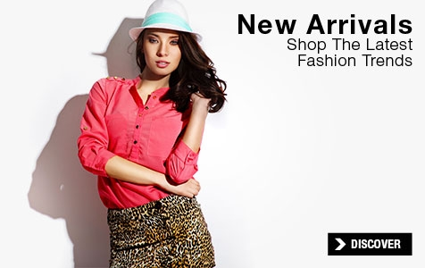New fashion products arrivals