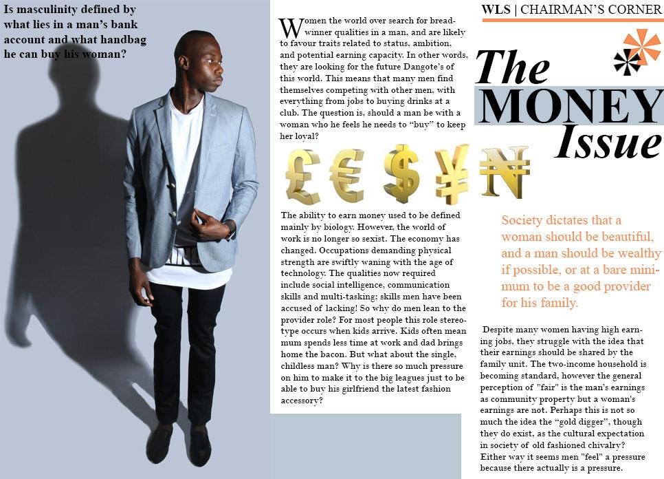 magazine on fashion brands