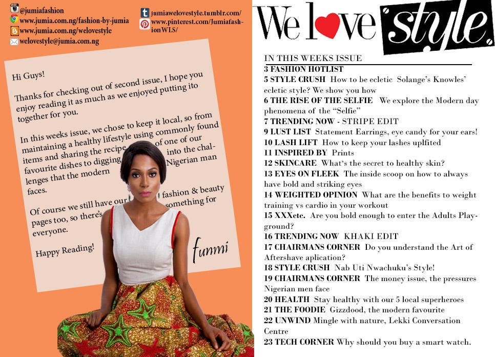 jumia magazine online