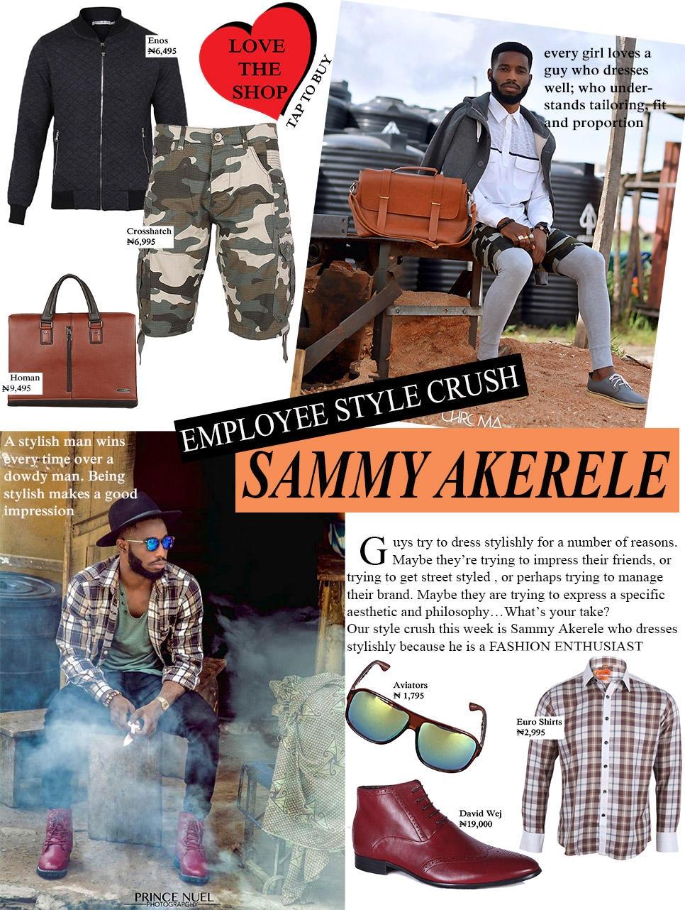 employee style magazine