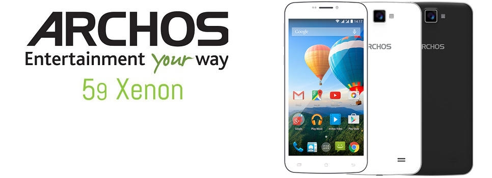 Buy Archos 59 Xenon on Jumia