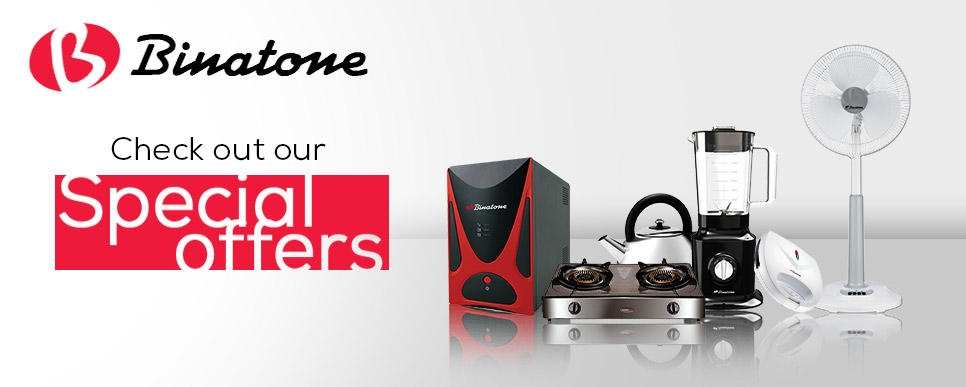 binatone appliances