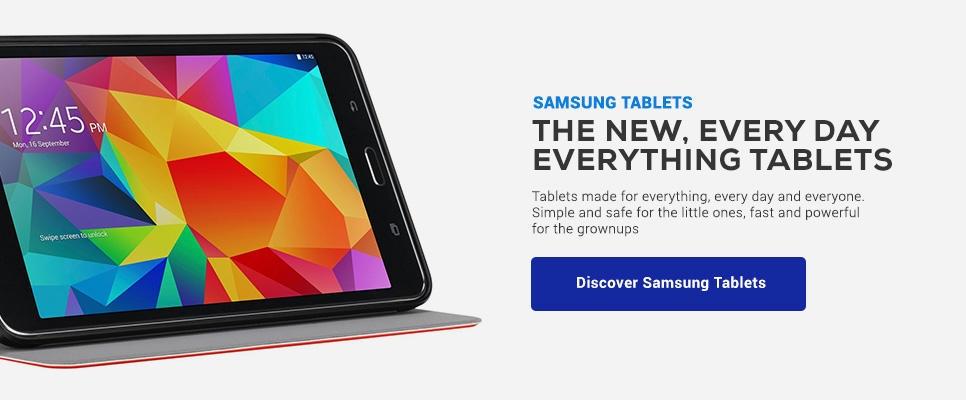 Samsung tablets online