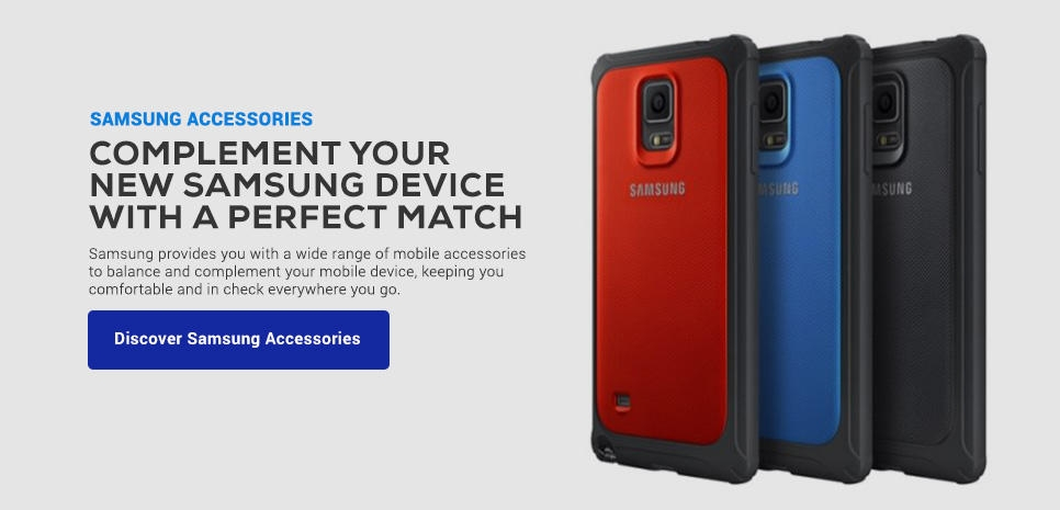 Samsung mobile accessories online