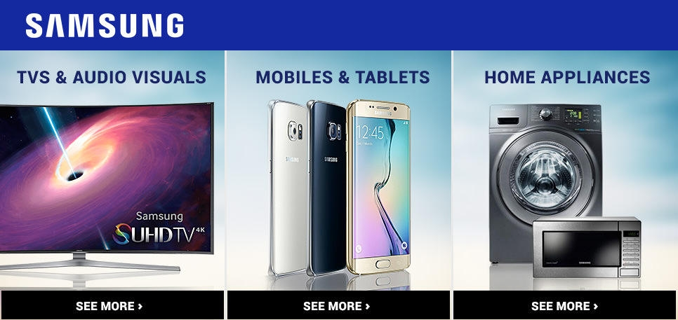 Samsung store on Jumia