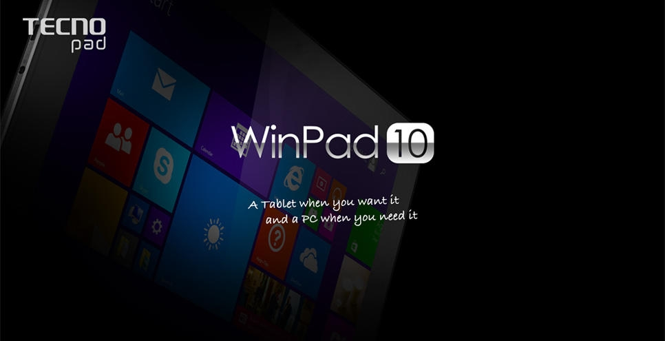 Tecno WinPad 10 on Jumia