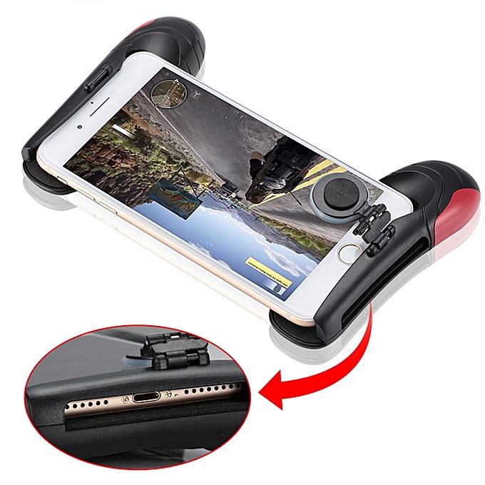 ... For PUBG Game Controller Mobile Joystick Gamepad Ergonomic Design Handle Holder