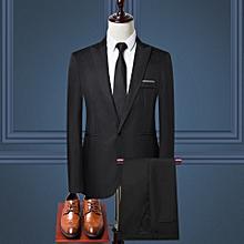 "Burgundy Necktie Leather Slim Mens Womens Suit Dress Casual Unisex Wedding 58/"""