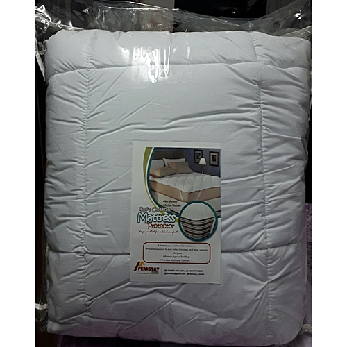 Soft Cotton Mattress Protector