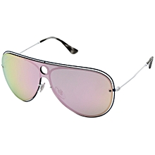f758b268f37 Ray-Ban 0RB3605N 32mm - One Size - Petroleum Light Rose Mirror