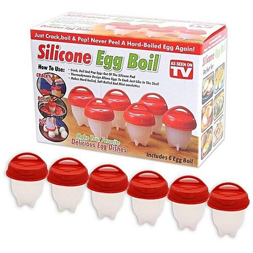 Egg Boiler - 6 Pieces