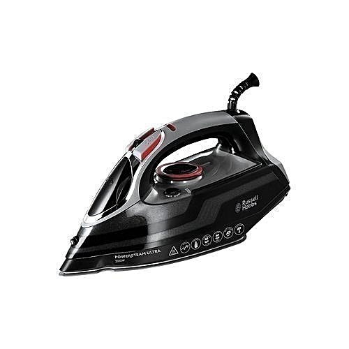 Professional Continous Power-Steam Ultra 3100 W Steam Iron - By Russell Hobbs, UK