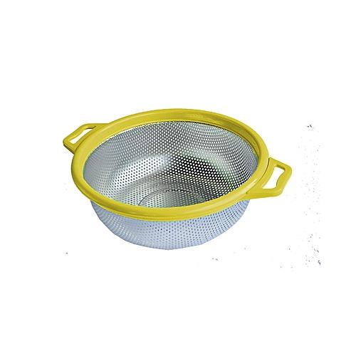 Stainless Steel Multi-Purpose Basket - 27cm