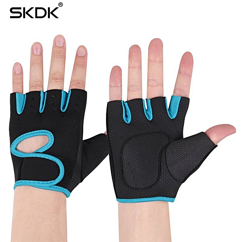 Fashion Sports Gloves Anti Skid Bench Press Barbell Fitness Gear