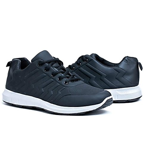 Mens Sneakers Trainers In Black